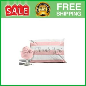 10x13 Bubble Gum Poly Mailers Padded Envelopes Designer Boutique Bags