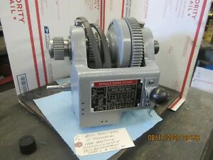Atlas Craftsman 12 Commercial Lathe Headstock Assembly 3990 45
