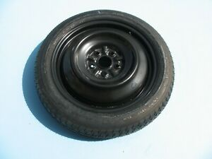 12 13 14 15 16 Toyota Camry 17 Spare Tire Rim Wheel Donut Compact 155 70 17 2