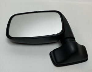 Deluxe Side Mirror Universal Mount Truck Van Fits Left Or Right Side nos