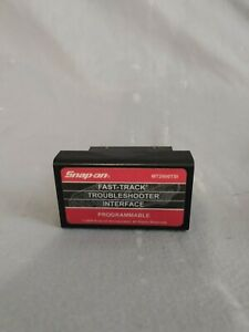 Snap On Mt2500tsi Fast Track Troubleshooter Cartridge
