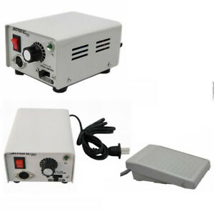 Dental Lab 35k 35000 Rpm Marathon Strong 90 Micromotor With Foot Pedal Switch