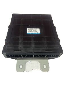 2002 Mitsubishi Montero Engine Control Module Unit Mr578042 3 0l At Japan