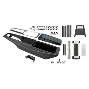 For Chevy Chevelle 1970 1972 Restoparts C6872hunas Center Console Kit