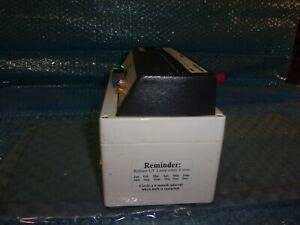 3m 190 Attest Auto Reader Dry Block Incubator No Power Cord Used