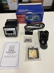 Aoyue 9378 Pro Series 60 Watt Programmable Digital Soldering Station