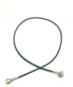 For Ford Tractor Tachometer Cable 3000 3400 3500 4000 4100 4400 4500 C7nn17365a