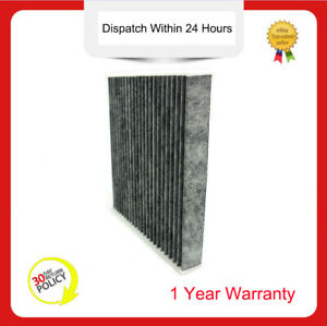 Cabin Air Filter Cf10285 Activated Carbon Fits Toyota Prius C 4runner 2010 2018