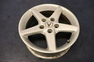 2002 04 Acura Rsx Type S K20a2 Oem Wheel 16x6 5 45 Offset 4 4 Curb Rash 4448