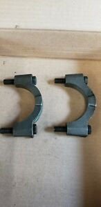 12 Bolt Chevy Carrier Bearing Caps Camaro Chevelle Ss Posi Traction Impala