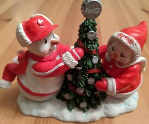 Christmas Is Merrier With Coke Sweetest Love Coca-Cola  Hamilton Collection