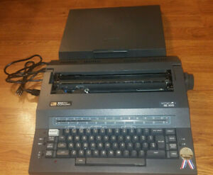 Smith Corona 5l Spell Right I Se200 Word Processor Portable Electric Typewriter