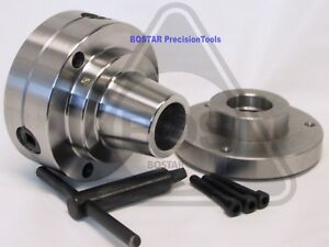 Bostar 5c Collet Lathe Chuck With M39 X 4 Thread Semi finished Adapter