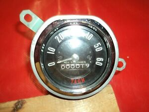 Corvette 1955 1956 1957 Tachometer 6000 Rpm Remanufactured