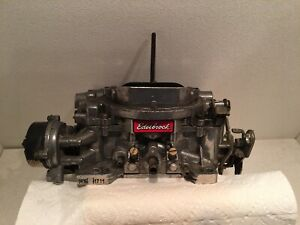 Edelbrock 1406 Carburetor Used