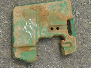 John Deere 30 Series Tractor Suitcase Weight Tag 386