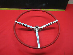 1965 Cadillac Deville Fleetwood Eldorado Steering Wheel For Telescopic Column