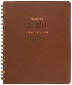 Academic Planner 2020 2021 At a glance Weekly Monthly Planner 8 1 2 X 11