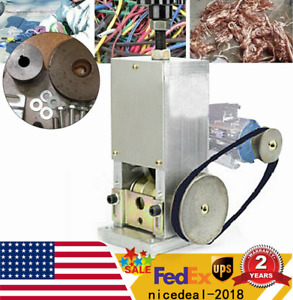 Manual Wire Stripper Stripping Machine 1 25mm Cable Electric Metal Recycle Tool