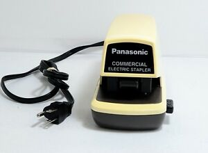 Panasonic Commercial Electric Stapler As 300n With Depth Adjustors