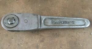 Vintage 1930 S Blackhawk 9706s 3 8 Ratchet With 9802s Drive Lug Usa Rare