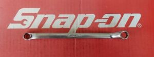 Snap On Tools 10mm X 11mm Deep 60 Offset 12 Pt Double Box Wrench Xom1011