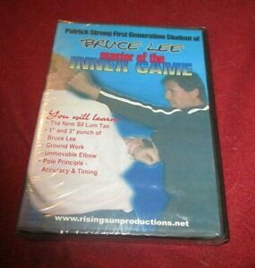 Bruce Lee Master of the Inner Game w Patrick Strong First Generation Student DVD $18.80