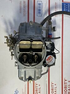Holley 670 Cfm Street Avenger 4bbl With Electric Choke 80670 Same Day Shipping