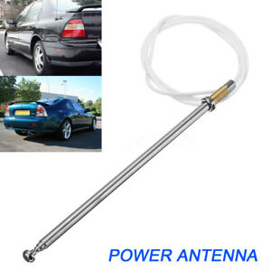 Power Antenna Mast Cable Replace For Chevy Camaro Corvette Beretta Am fm Radio