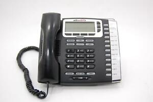 Allworx 9212l Business Office Desk Voip Ip Sip Phone Tested Base Headset Stand