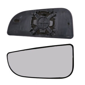 For Dodge Ram 1500 2500 3500 Drive Side Tow Mirror Spotter Lower Glass 2010 2020