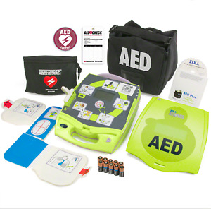 new Zoll Aed Plus Semi automatic New In Unopened Box 7 Year Warranty