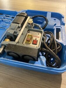 Euroboor Eco 32 Magnetic Drill With Case