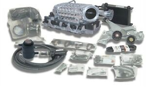 Hummer H2 H2 Sut 2008 2009 6 2l V8 Magnuson Tvs1900 Supercharger Intercooled Kit