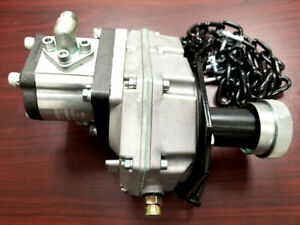 New Tractor Hydraulic Fluid Pto Pump Gearbox Assembly 540rpm 6 Spline Tractor