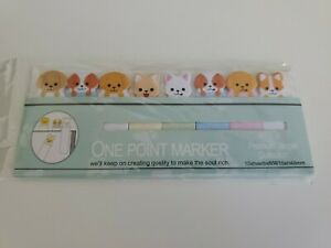 One Point Marker Premium Simple Collection Page Markers Puppies Kittens