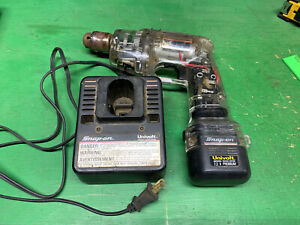 Snap On Tools 7 2v 3 8 Cordless Drill Clear See Through With Battery For Parts