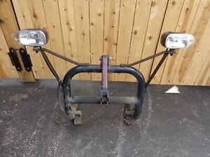 Meyer Snow Plow Classic Mount Hoop Full Size With Lights