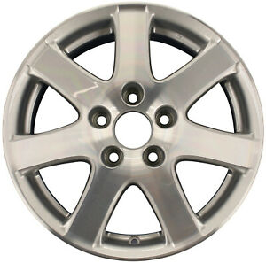 Brand New Set Of 4 16 Alloy Wheels Rims For 2003 2004 2005 Honda Accord