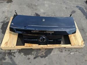 2010 2012 Ford Mustang Gt Convertible Trunk Hatch Deck Lid Oem W Satellite