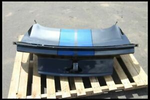 2015 2020 Ford Mustang Shelby Gt350 Trunk Hatch Deck Lid W Raised Spoiler Oem