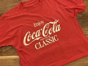 Vintage Coca-Cola T-Shirt Buying A Second-Hand Clothing Store Roku John Links