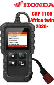 Honda Africa Twin Crf 1100 2020 Onwards 6 Pin Diagnostic Tool Obd Fi Scanner