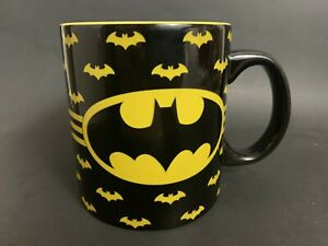 Batman Coffee Mug 20 oz Ceramic Cup DC Comics 2016