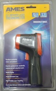 Ames Temperature Gun Non contact Digital Laser Infrared Ir Thermometer New