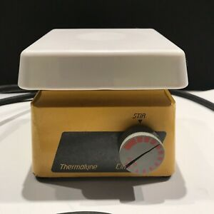 Barnstead Thermolyne Cimarec 1 Magnetic Stirrer With Magnets works