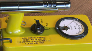 Rebuild repair Electronic Components For Victoreen Cd V 700 6 6a Geiger Counter