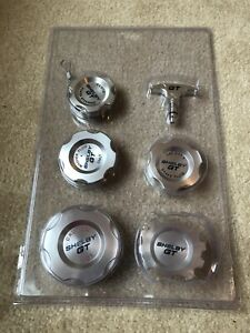 New 2007 2008 Ford Mustang Shelby Gt Dress Up Engine Cap Set Free Shipping