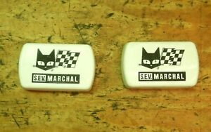 Jeep S e v Marchal Fog Light Lamp Covers 750