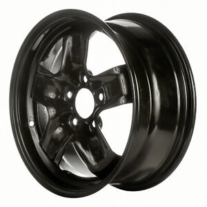 Reconditioned 16x7 Black Steel Wheel For 2006 2006 Ford Mustang 560 03758